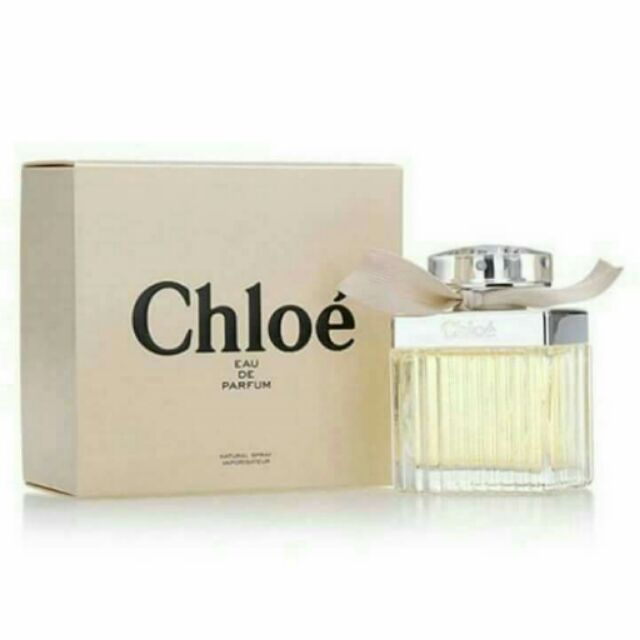 CHLOE 同名女性淡香水75ML