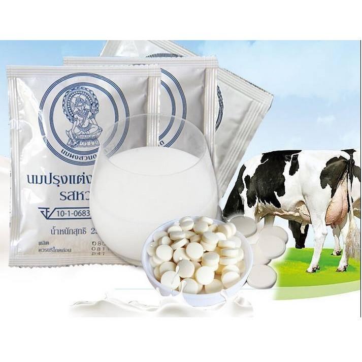~100 包2100 ~泰國皇家牛乳片牛奶片原味25g 一包入現預新鮮貨