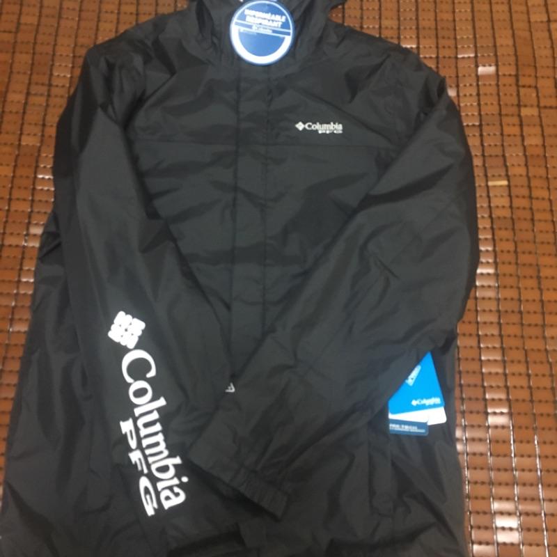 Columbia 哥倫比亞 男款-OT單件式防水外套-UFM20210