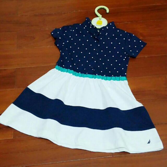 美國 nautica 洋裝,尺吋3T