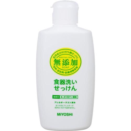 MIYOSHI 無添加洗碗精餐具清潔液