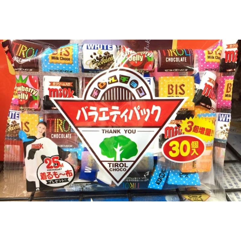 松尾滋露綜合巧克力德用大包裝