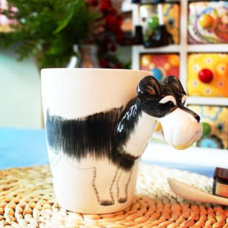 泛拍VB 馬克杯 馬克杯動物立體杯動物款咖啡杯茶杯牛奶杯水杯 辦公室紓壓駱駝白馬小鹿斑比雪