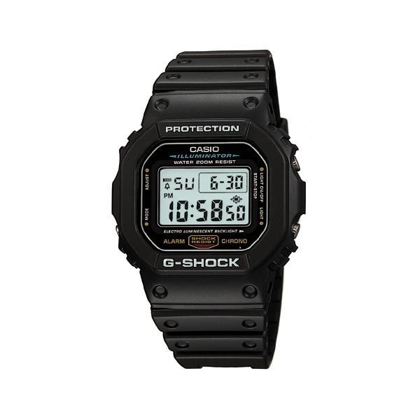 ~CASIO G SHOCK ~頭文字D G SHOCK 代表作DW 5600E 1 耐用