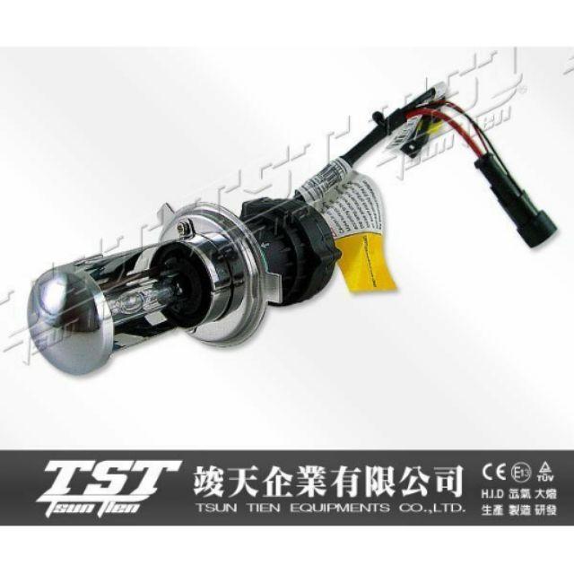 HID 燈管~H4 電磁閥遠近切換伸縮H4H L 附控制線組繼 保險絲~HID 竣天LED