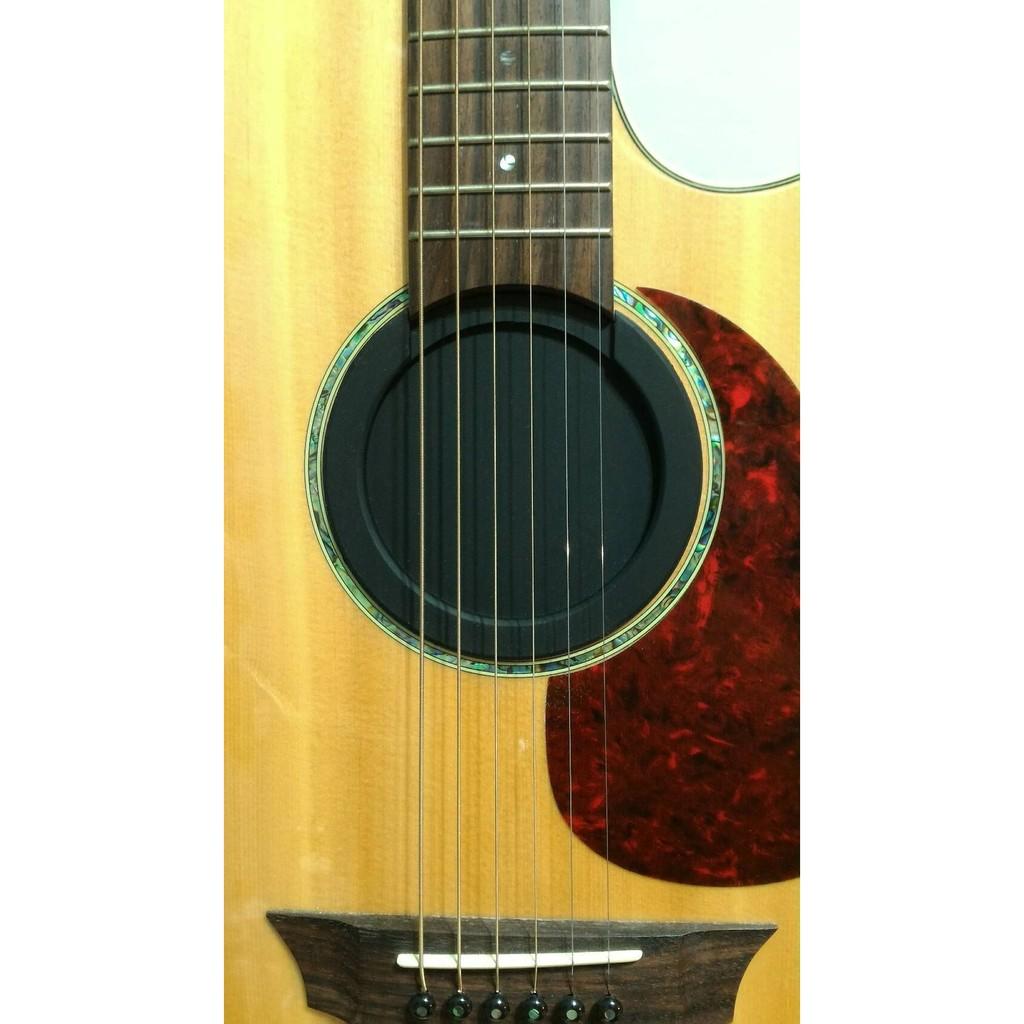 ~防回授~木吉他音孔蓋防回授響孔蓋橡膠feedback 電木吉他38 39 41 42 吋