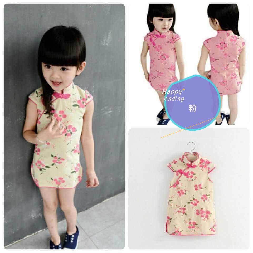 ❀Selena 媽媽 鋪❀ 棉質彈力中國服洋裝