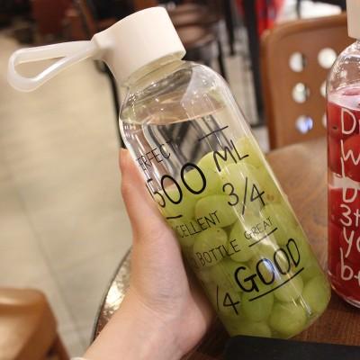 韓國塑料隨行杯