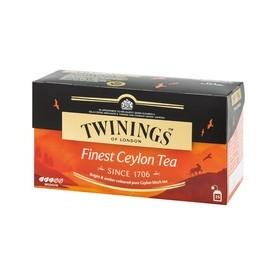 英國妞TWININGS 唐寧極品錫蘭茶