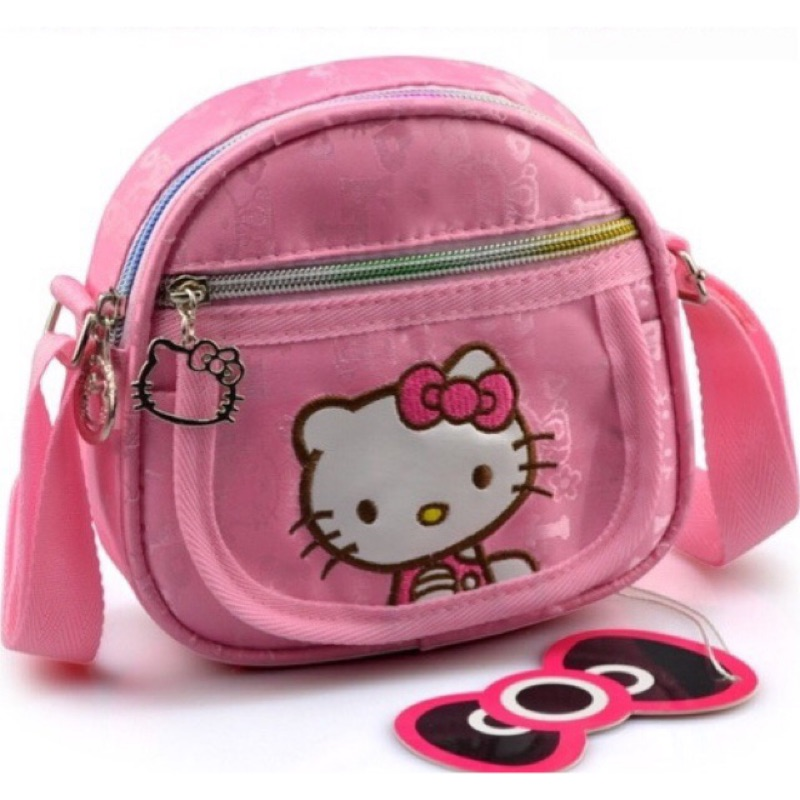 ❤️迷你貓咪側背後背包❤️女童背包兒童背包