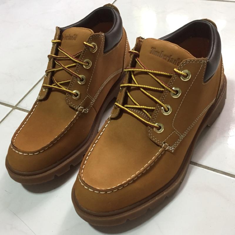[全新轉賣] Timberland男款小麥黃正絨面皮革牛津鞋