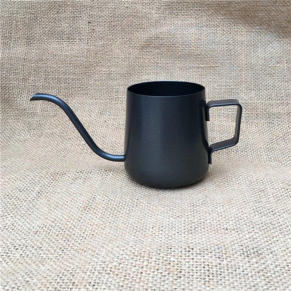 D M Taste caf e 掛耳式手沖壺240ml 不銹鋼細口壺濾泡式宮廷壺細嘴壺咖啡
