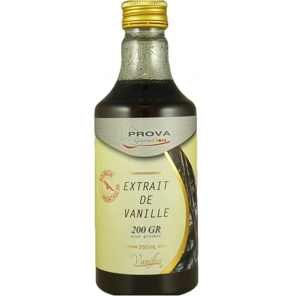 法國波本香草醬PROVA EXTRAIT DE VANILLE (分裝)50ml 250