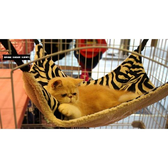 寵物用品貓墊貓咪鐵籠吊床貓窩貓床貓咪床倉鼠龍貓松鼠貂床墊