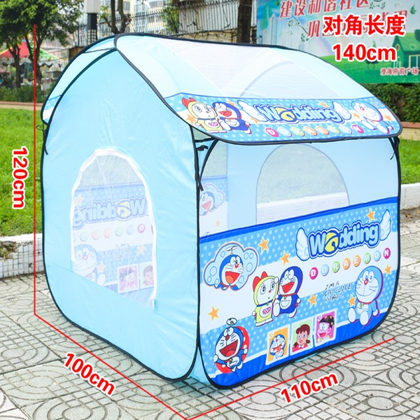 ~ ~兒童帳篷室內KITTY 貓公主遊戲屋嬰兒寶寶玩具戶外海洋球池超大房子