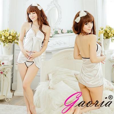 贈潤滑液~Gaoria ~進入你心浪漫唯美性感情趣睡襯衣N2 3302 情趣內睡衣情趣性感