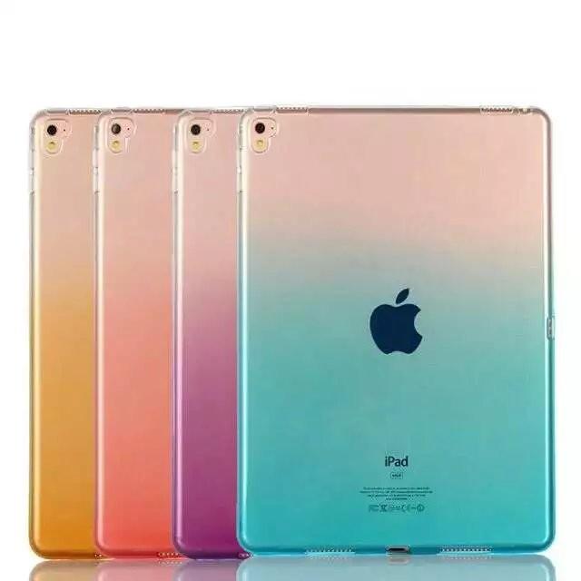 FC 蘋果ipad Mini4 pro9 7 皮套保護套超薄矽膠TPU 背殼防摔mini4