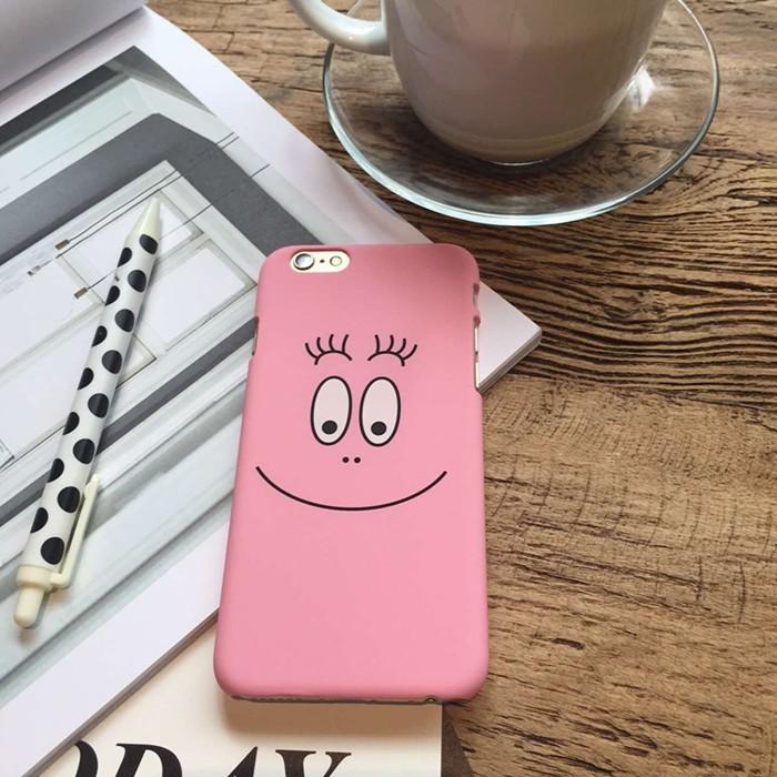 ip015 泡泡先生手機殼泡泡先生泡泡先生殼barbapapa iphone6 plus