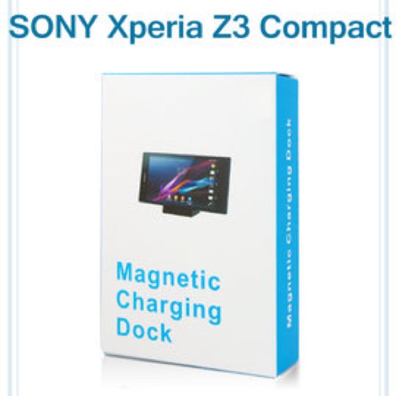~磁性充電組~SONY Xperia Z3 Compact D5833 座充DK48 充電