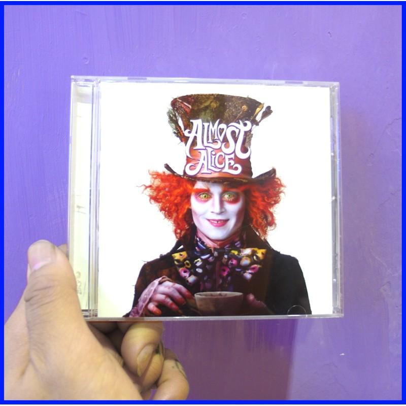 ~Tim Burton Alice in Wonderland Disney 魔鏡夢遊愛麗