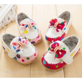 ~ ~秋款寶寶鞋女童鞋防滑 鞋嬰幼兒學步鞋內長11 5 13 5cm