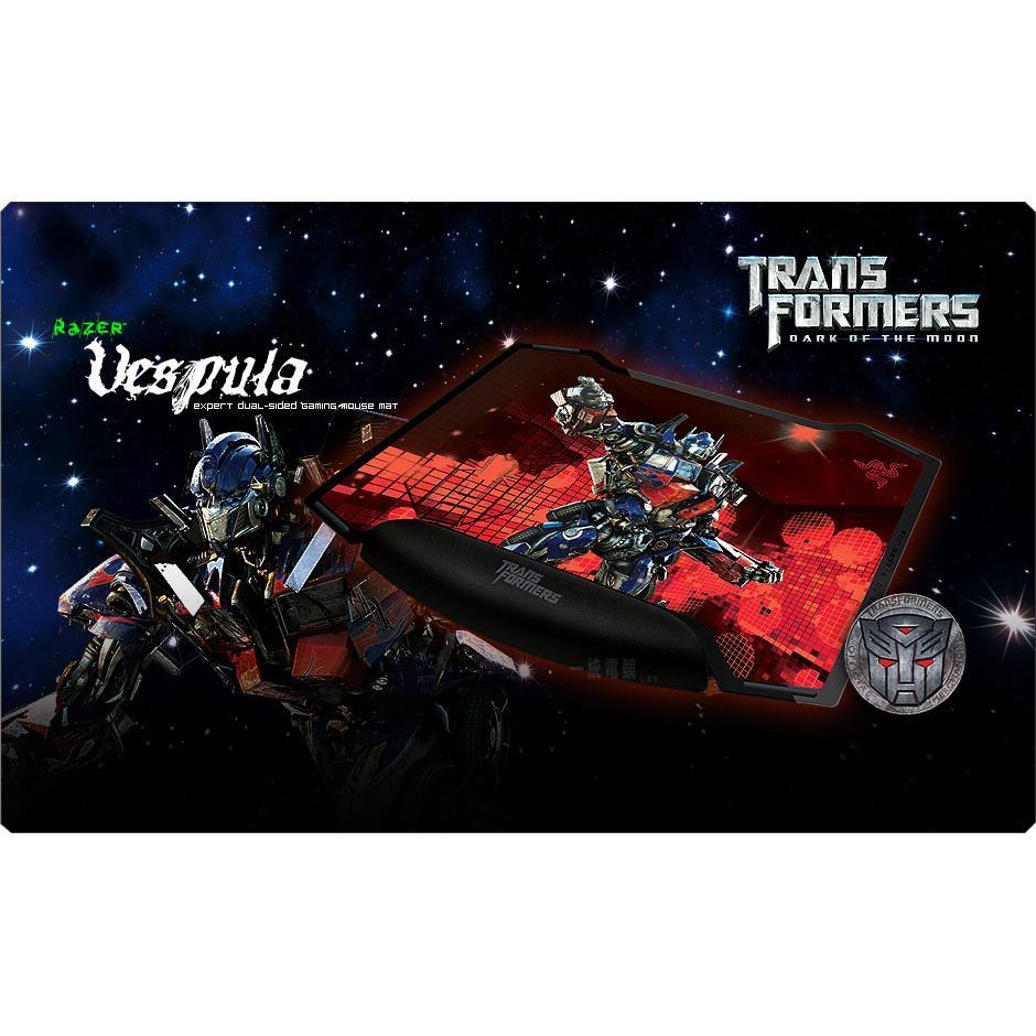 ~一統電競~雷蛇Razer Transformers Vespula 黃斑胡蜂變形金剛雙面