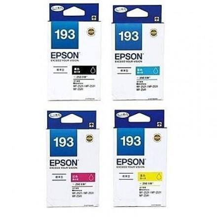 大賣家EPSON 193 T193150 T193450 墨水匣 376 元未稅