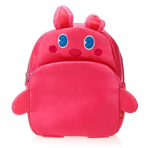 PU 兒童背包幼稚園超可愛兒童書包幼兒雙肩包(兔子)