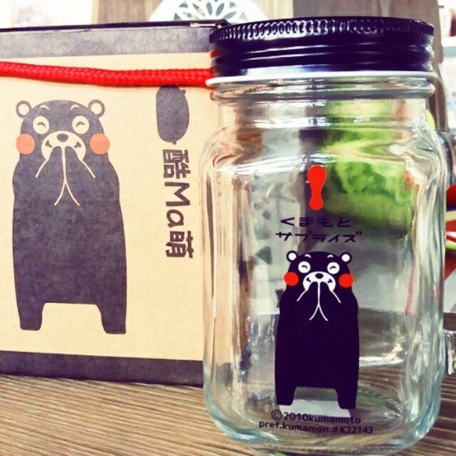 熊本熊密封罐馬克杯