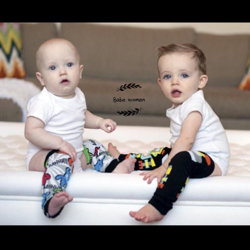 美國Baby Leggings 寶寶爬行護膝襪套袖套護肘男女童男女寶寶襪新生兒