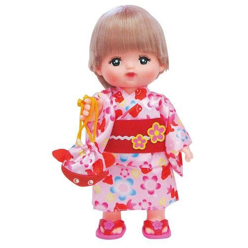 小美樂娃娃 單寧休閒服和服幼稚園服HK 小洋裝