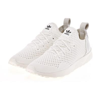 Adidas zx flux adv virtue sock em 白藍22 25