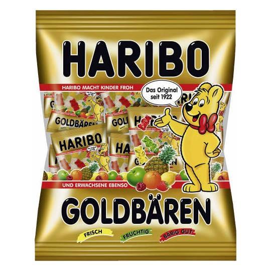 Haribo 小熊軟糖分享包~水果口味~