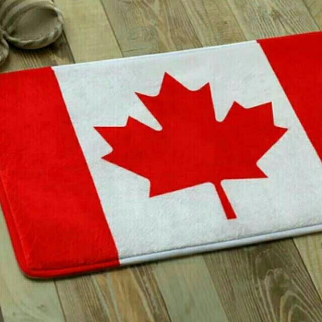 國旗地毯午睡墊