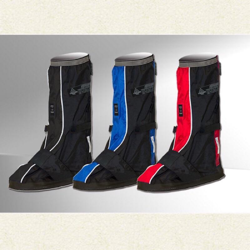 天龍牌疾風賽車型強韌鞋套GTO 防雨鞋套防水厚底耐磨鞋底