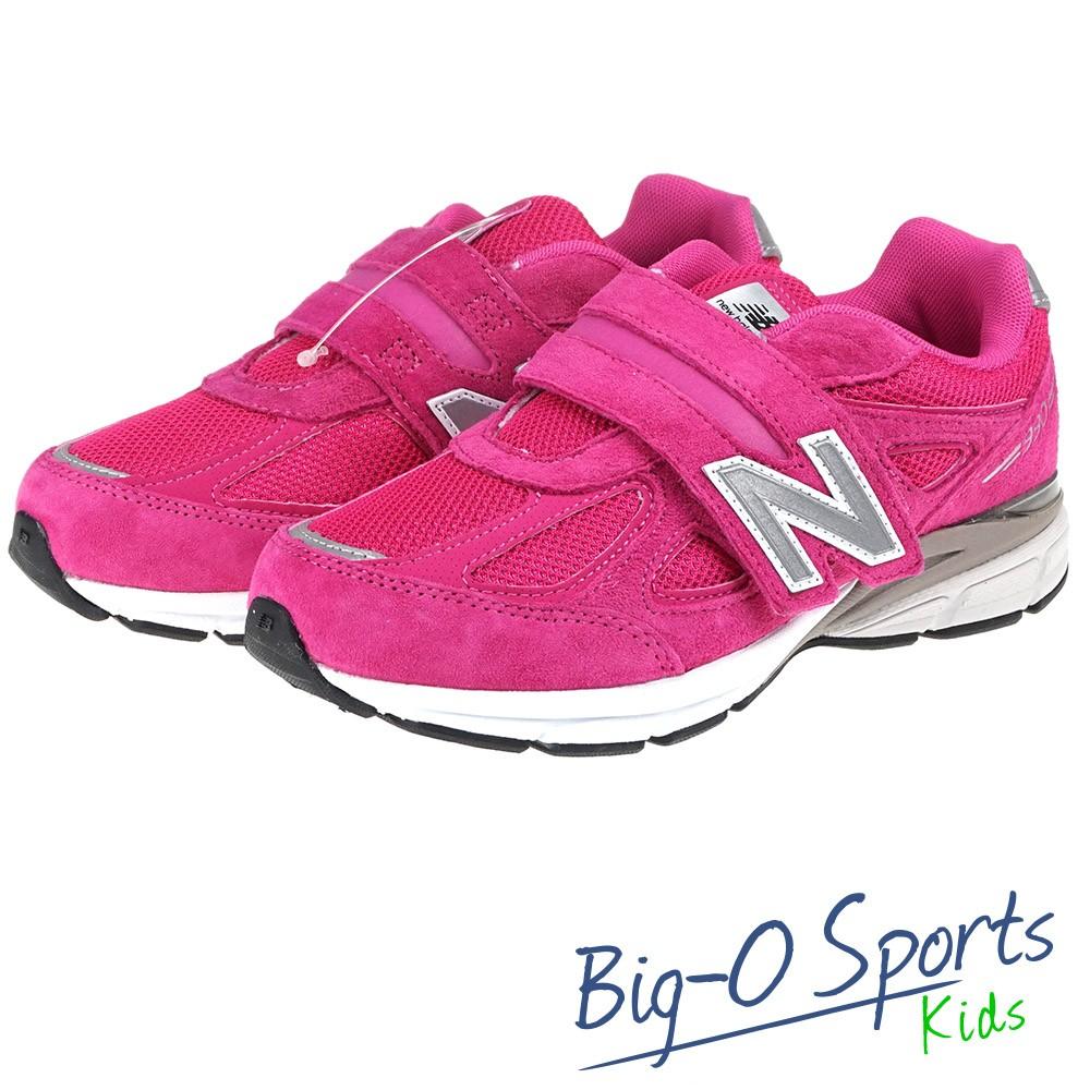 New Balance 紐巴倫990 系列越野 跑鞋童KV990PEP Big O Spo