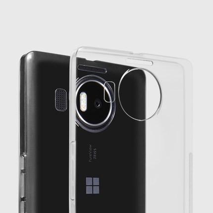 ~RSE ~隱形盾微軟Lumia 950 XL 極致輕薄TPU 清水套保護殼保護套果凍套矽