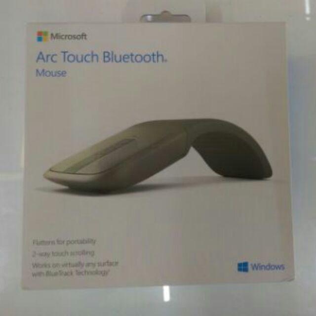 Arc Touch Bluetooth 微軟藍芽滑鼠