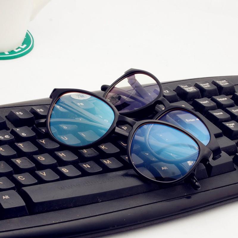 防藍光電競眼睛防輻射眼鏡平光眼鏡電腦護目鏡無度數男女潮眼鏡框