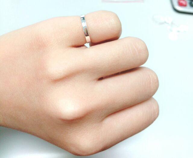 純銀飾品不賣了成本售只剩兩個925 純銀純銀戒指tiffany 款簡約 款