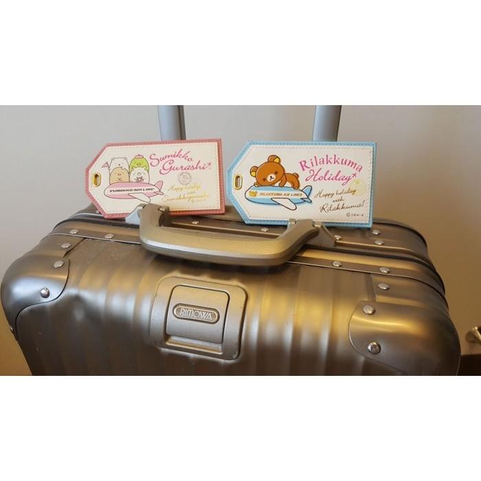 ~Juicy ~ san x 懶懶熊拉拉熊角落生物票夾悠遊卡卡套卡夾行李 行李箱牌3666