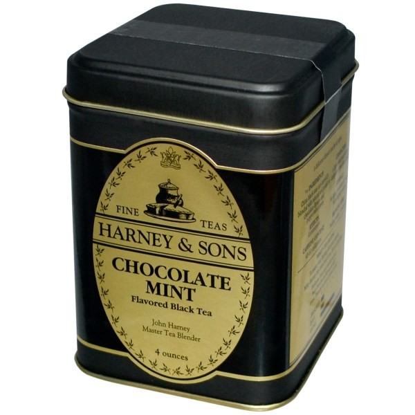 薄荷巧克力味紅茶Harney &Sons ,4 盎司