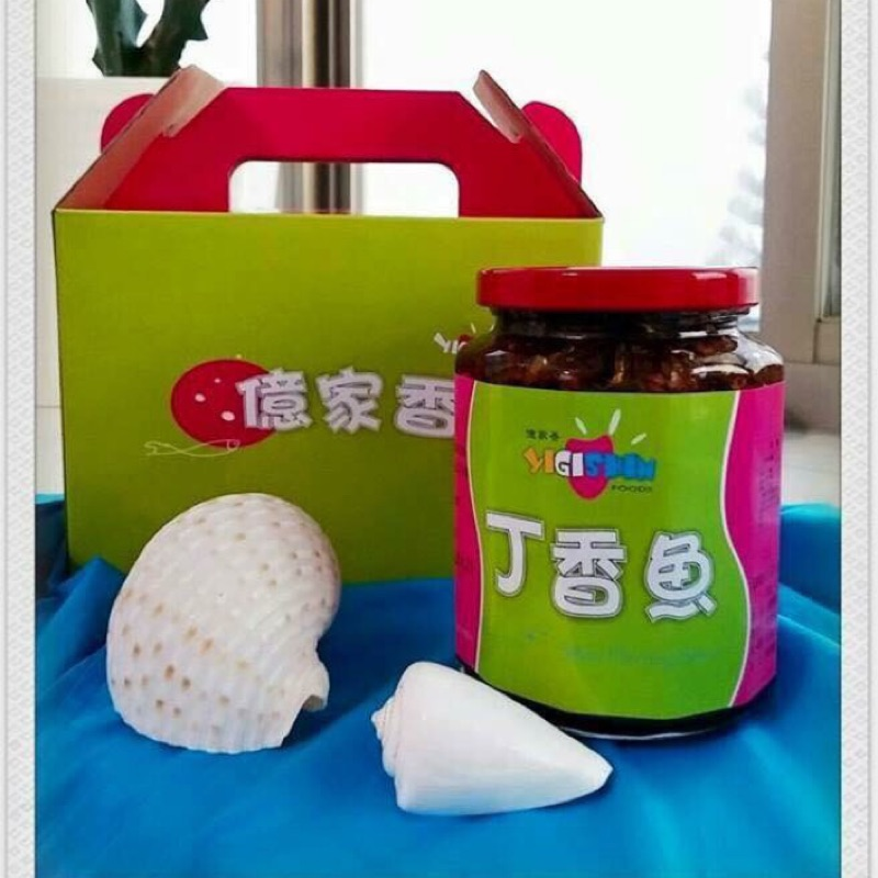 澎湖干貝醬 ~海鮮干貝醬、小管醬、純干貝醬、丁香魚醬、仙人掌果醬~