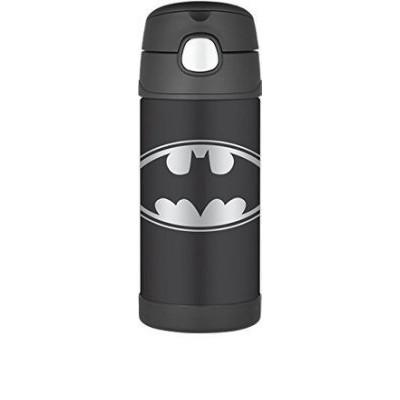 美國Thermos 膳魔師兒童水杯不銹鋼保溫瓶 提把蝙蝠俠