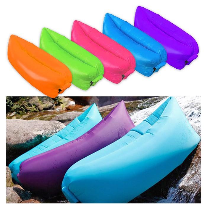 ◆86 小舖◆沙發床懶人沙發床攜帶式便利空氣懶人床乙入多色~ROLI389C ~