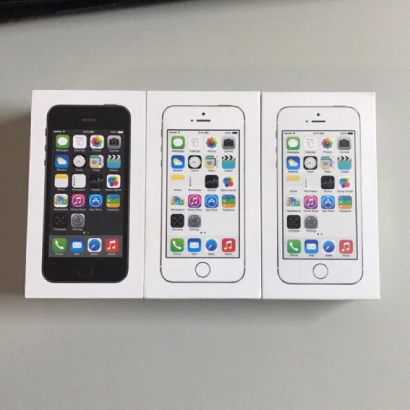 Iphone 5S SE 4 吋專區16g 64g