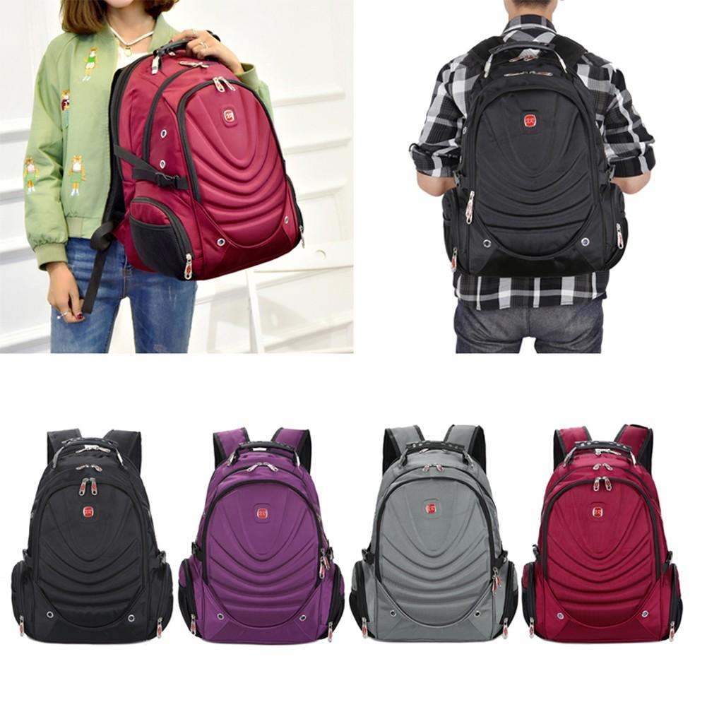 雙肩包男士大學生商務電腦包高中學生書包大容量旅行背包