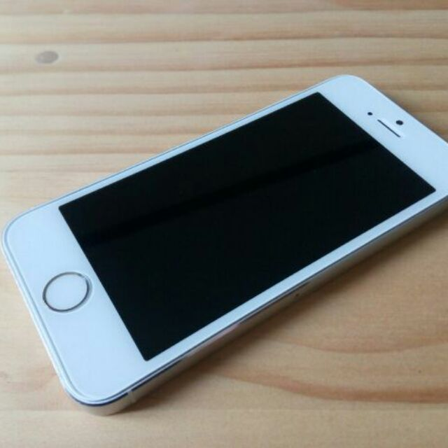 Apple iPhone 5S 16G 銀色koala_0417  ,他人請勿