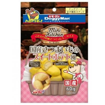 Doggy Man 犬用日式甜薯小點心60g