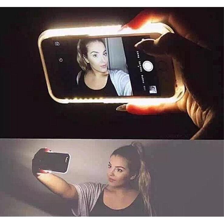 款美國LuMee 補光燈手機殼iPhone 5 6 6S Plus 會發光的手機殼